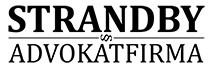 Strandby Advokatfirma Logo
